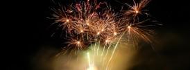 Mercredi 14 juillet : feux d'artifice ANNULÉS